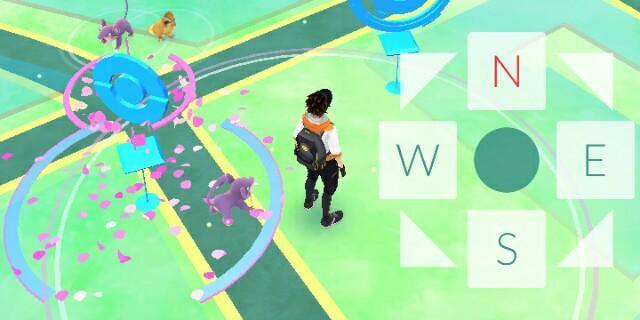 Pokemon GO Controls