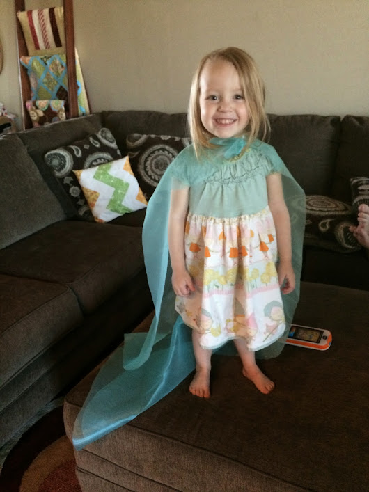 Queen Elsa and a Frozen Obsession