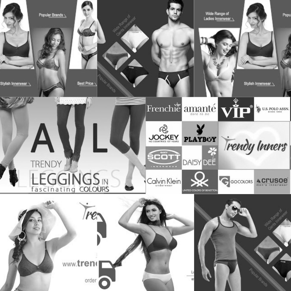 Innerwear Online Shopping For Men, Women - Underwears -1012