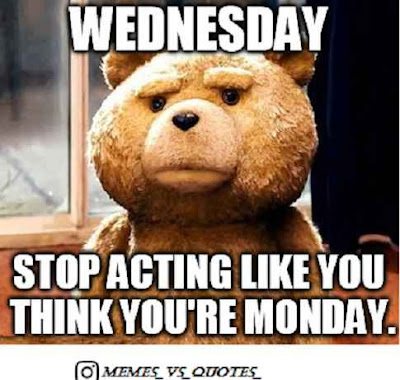 Stop Thinking You are monday