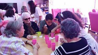 Visita de Cuarto a la Residencia de Día Macrosad