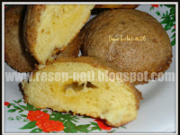Resep Roti Boy ( Coffee Buns Recipe )