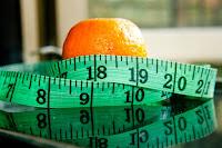Pomarańcz centymetr