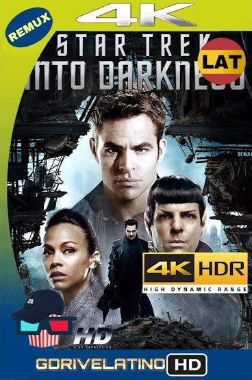 Star Trek: En la Oscuridad (2013) IMAX BDRemux 2160P 4K HDR Latino MKV