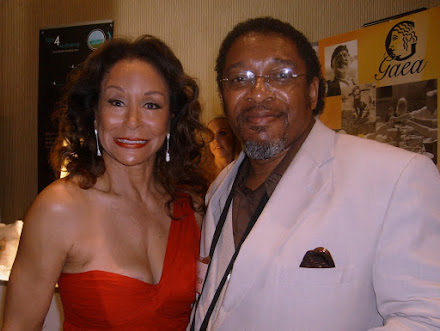 Freda Payne and Walter Davis