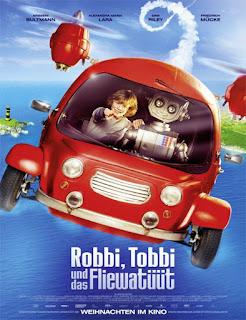 Robby y Tobby en el viaje fantastico  2016
