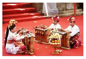 Instrumen Gender Wayang Bali dan Fungsinya