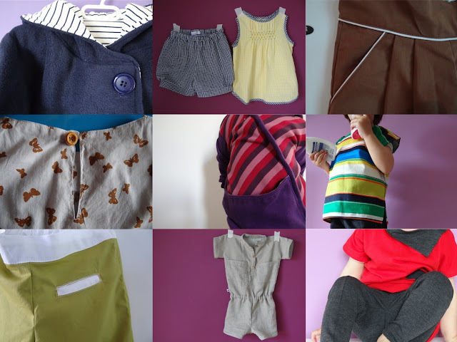 Resumen Kids Clothes Week Challenge 2012