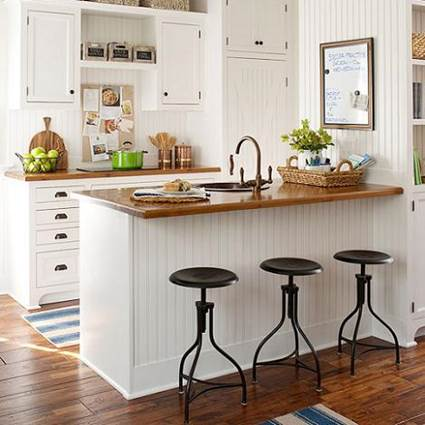 Best Inexspensive Wooden Countertops In The Kitchen, Pros and Cons 3