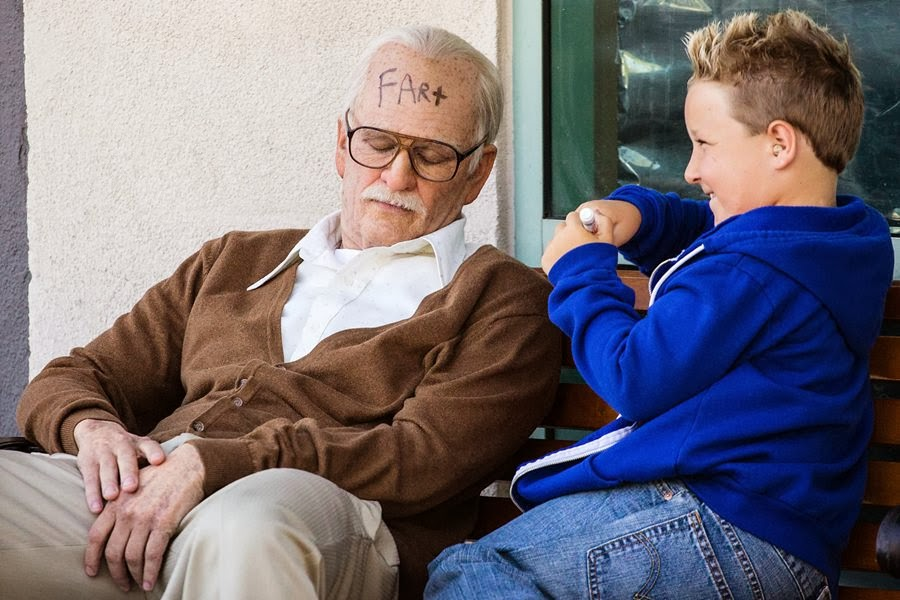 bad grandpa johnny knoxville jackson nicoll