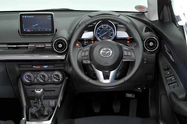 2015 Mazda 2 1.5 Sport Black Edition