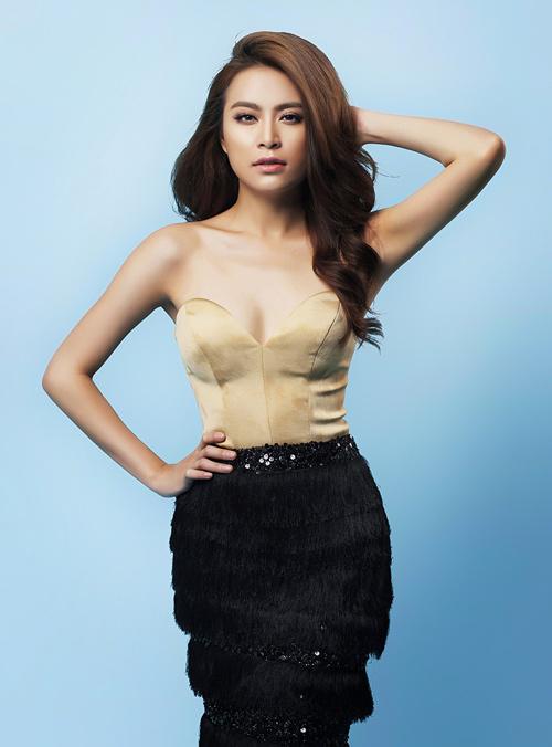 Hoàng Thùy Linh gợi ý phối đồ với trang phục cá tính