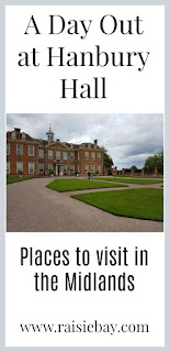 Our day out at Hanbury Hall National Trust Property in Worcester