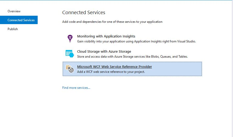 How to Consume WCF service to Asp Net Core - Dot Net Depth