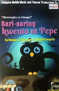 Sari-saring Kwento ni Pepe - Sa Panulat at Direksyon ni Michael Pangcoy