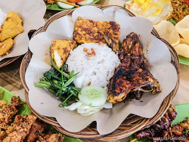 Paket Ayam Bakar Pondok Roji Gading Serpong, Tangerang