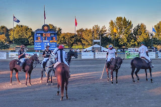 Country Western Night Picnic and Twilight Polo