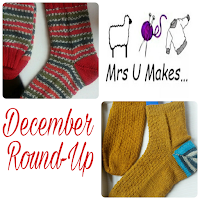 Mrs U Makes a December Round-Up