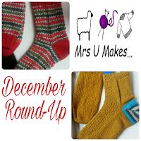 Mrs U Makes a December Round-Up
