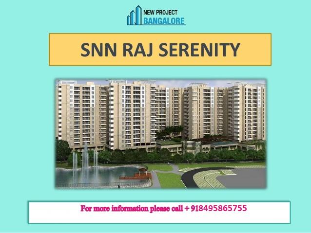 SNN Raj Serenity