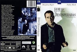 Horas desesperadas (1955) - Carátula