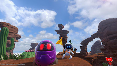 Astro Bot Rescue Mission Game Screenshot 2