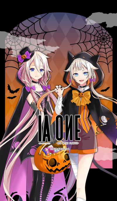 IA & ONE Halloween