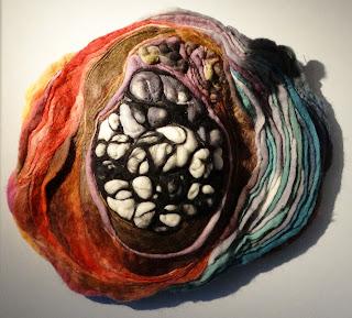 arte contemporaneo-arte textil-fieltro