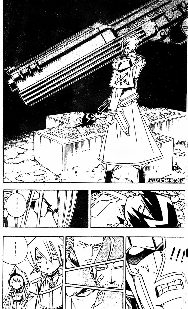Shaman King [Vua pháp thuật] chap 180 trang 2