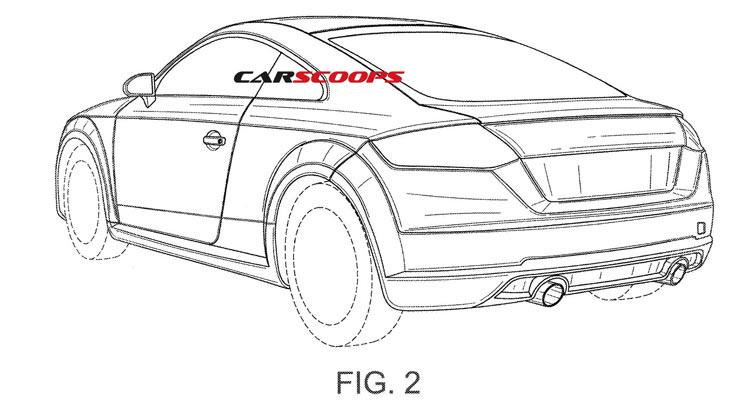 100 Hot Cars » Audi TT-RS