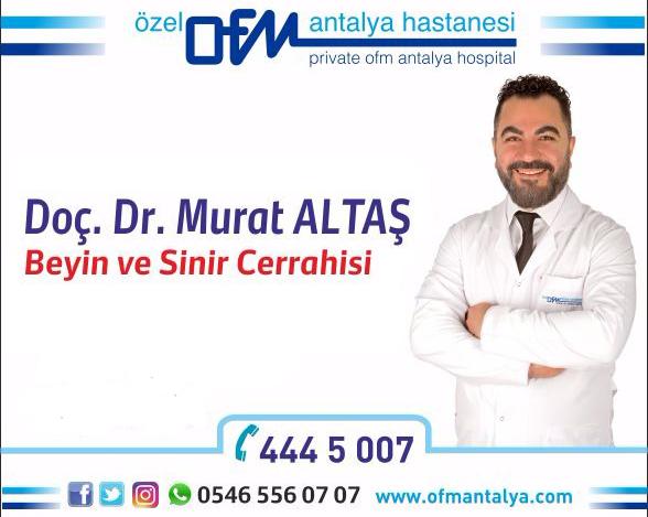 Doç.Dr.Murat ALTAŞ