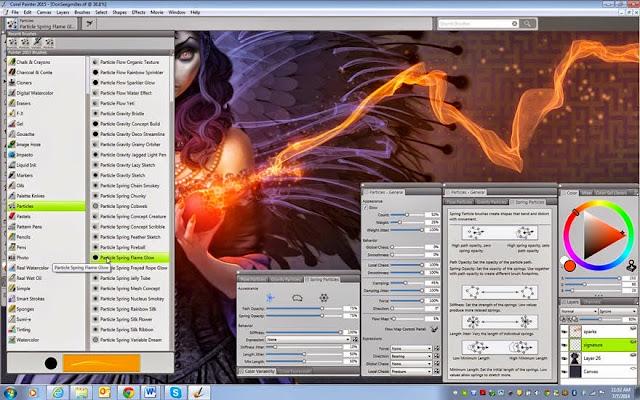 تحميل برنامج Download Corel Painter 2020 تحرير وتعديل الصور - عرب ماركت