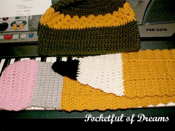 Pocketful Of Dreams Teacher Gift Pencil Scarf Pattern Review