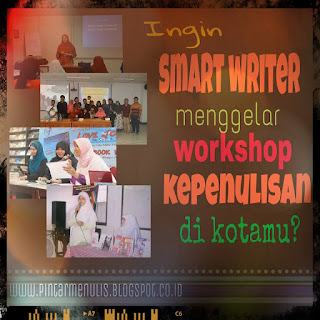 Smart Writer Gelar Workshop Kepenulisan Offline