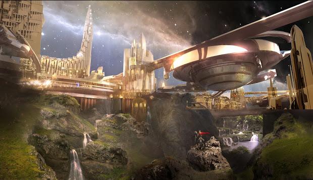 Asgard - Exploring Mars