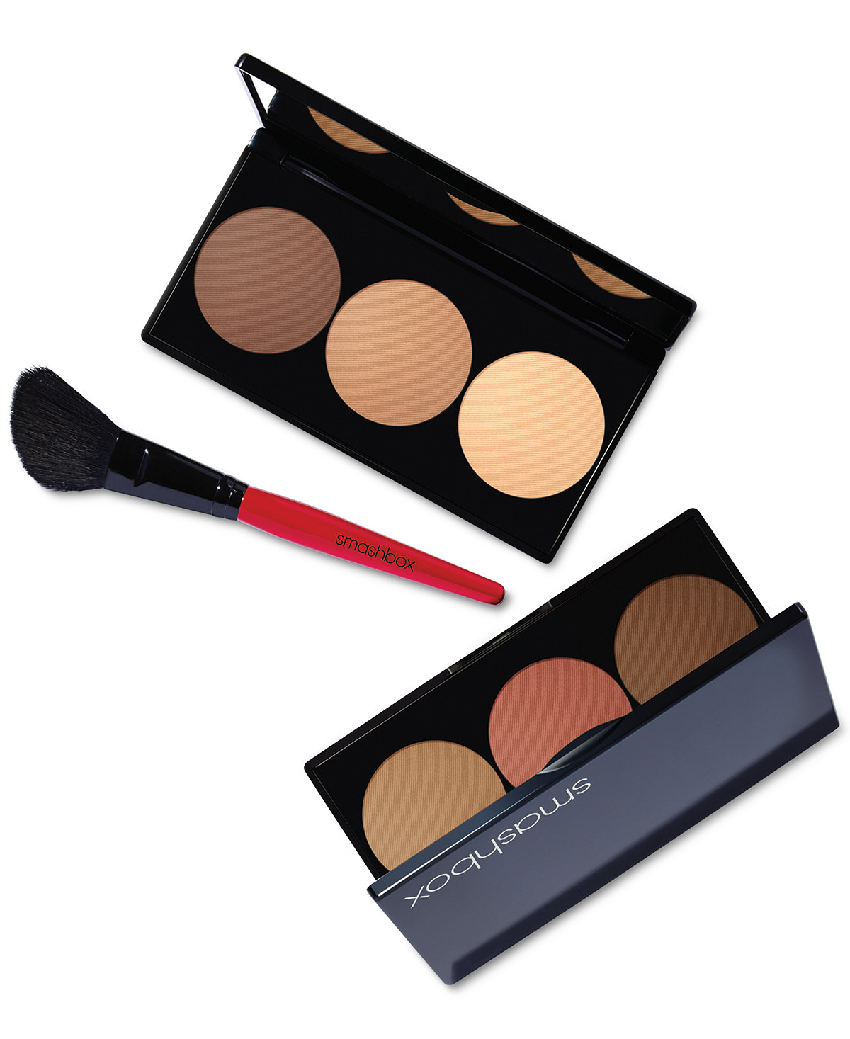 Macys: $21 (Reg. $45) + Get $5 Macy's Money Smashbox Cosmetics Smashbox Step-By-Step Contour Kit + Free Ship!