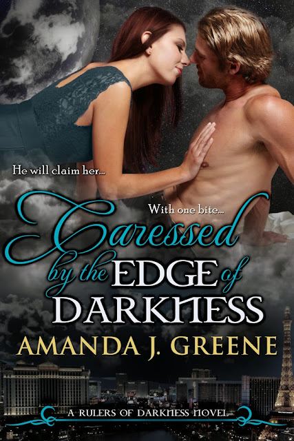 Announcement: Caressed by the Edge of Darkness (Rulers of Darkness #5)