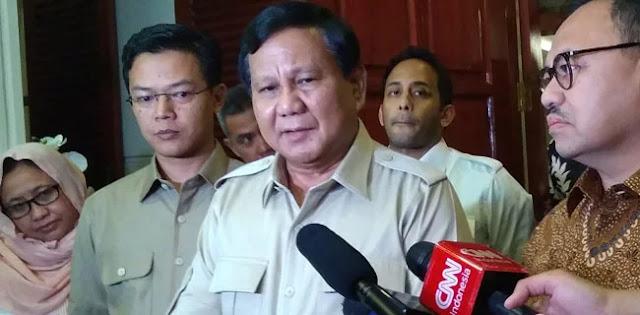 Sudirman Said Lapor Prabowo Dirugikan 3,7 Juta Pemilih Abal-Abal