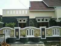 Inilah Contoh Desain Rumah Minimalis Dengan Batu Alam