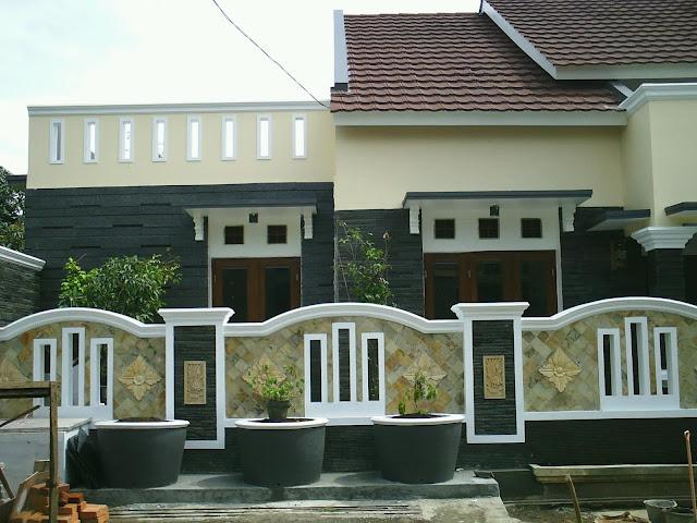 2 Nilai Investasi Rumah Dengan Batu Alam Asli