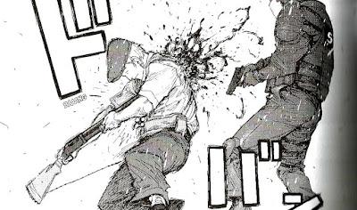 """Manga: Reseña de """"AJIN / Semihumano"""" (亜人) vol.5 de Gamon Sakurai [Norma Editorial]."""