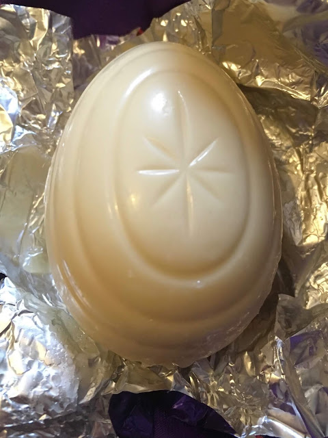 Cadbury's White Chocolate Creme Egg