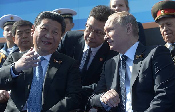 U.S Indict Russia-China For Dominating Space