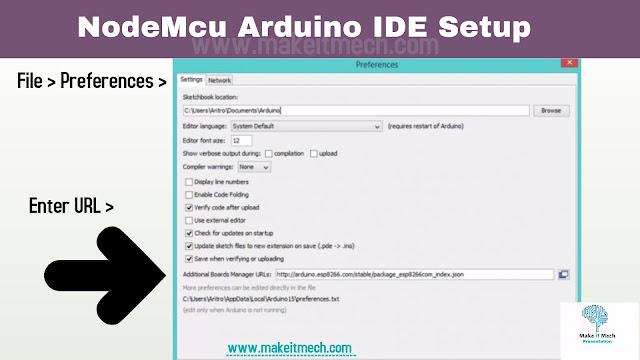 NodeMcu Tutorials complete tutorials with source codes