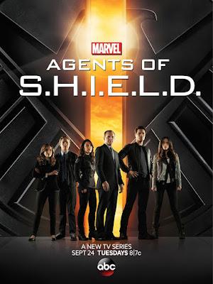 agenci shield tarczy serial recenzja marvel
