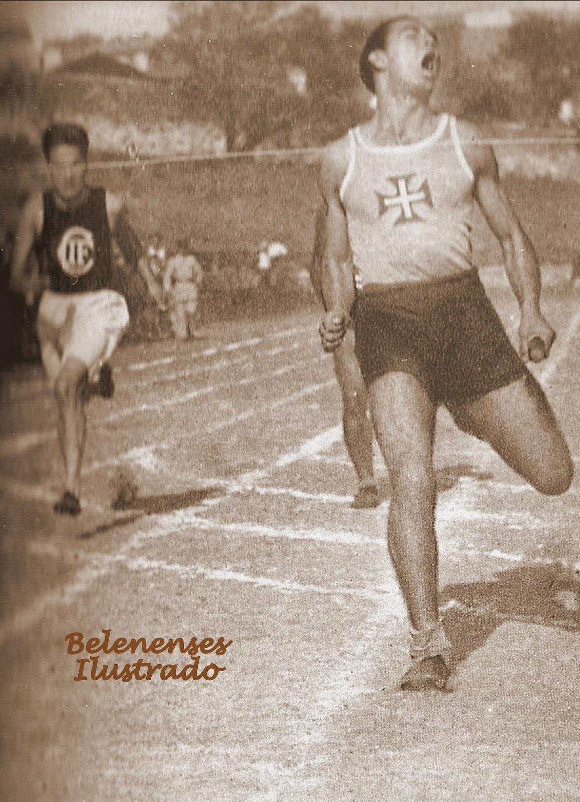 Júlio Santos Campeão Regional de 1930