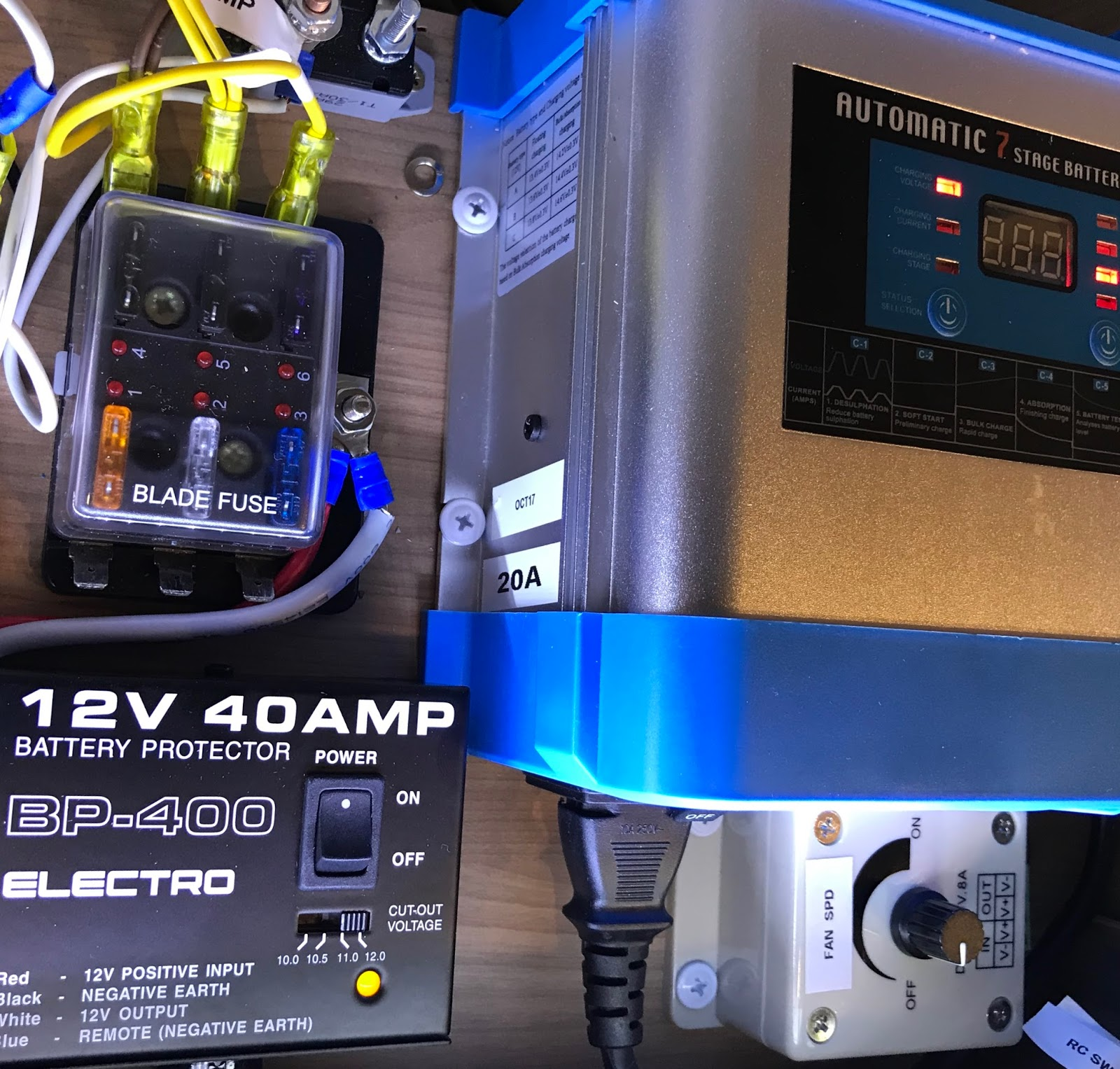 Our Jayco Journey Caravan's Electrical System - Overview