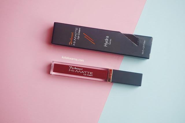 6 Varian Warna Baru Purbasari Hi Matte Lip Cream Hydra Series