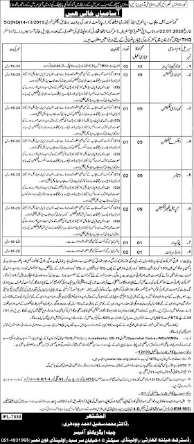 primary-and-secondary-healthcare-department-lahore-nts-org-pk