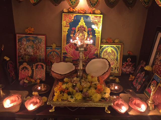 Diwali 2016 8 Little Known Deepavali Folklore And: Food From My Kitchen: Diwali 2016 / Lakshmi Pooja 2016 At Home